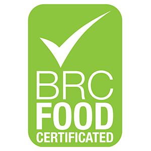 BRC Food Certificated